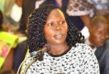 Evelyn Anette, Uganda's economy minister
