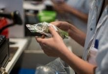 Medical Cannabis Bag (Photo: Hadas Porush, Flash 90)