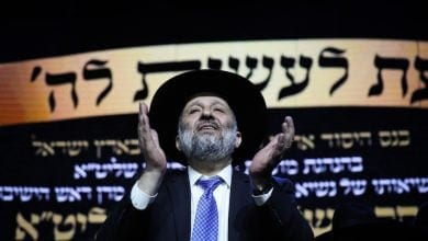 Aryeh Deri (Photo: Noam Rivkin Fenton, Flash 90)