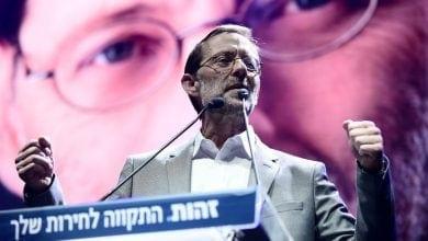 משה פייגלין (צילום: תומר נויברג, פלאש90)