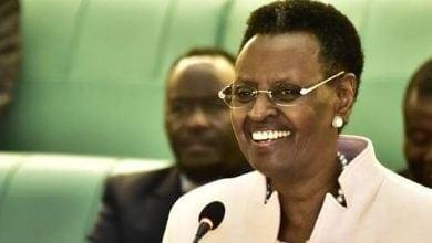ג'נט מוסוויני, פוליטיקאית בכירה, חברת קבינט והגברת הראשונה של אוגנדה ב-33 השנים האחרונות