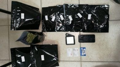 Photo of בן 17 נתפס עם 400 גרם קנאביס: סחר בעקבות איומים על חייו