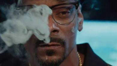 Snoop Dogg Netflix Black and Green