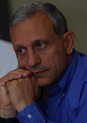 Former Air Force Commander Eitan Ben-Eliahu, currently a director of cannabis Cannbit,