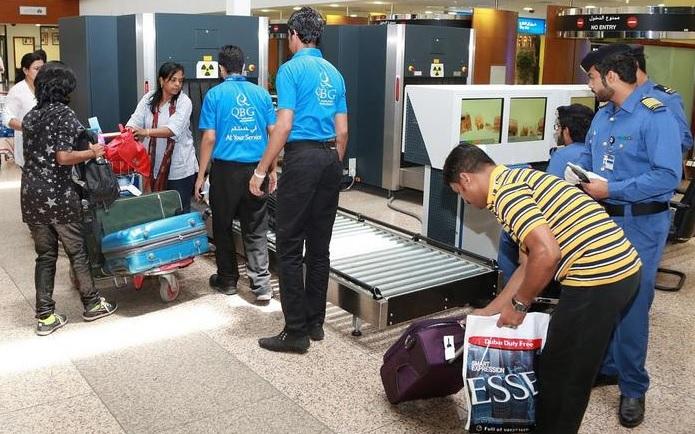 מכונות שיקוף מתקדמות בשדה התעופה של דובאי, מסוגלות לזהות גם כמויות מזעריות של סמים