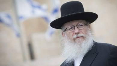 יעקב ליצמן (צילום: נועם רבקין פנטון, פלאש90)