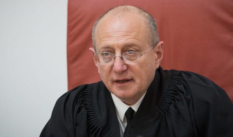 Judge Alex Stein (Photo: Jonathan Sindall, Flash 90)
