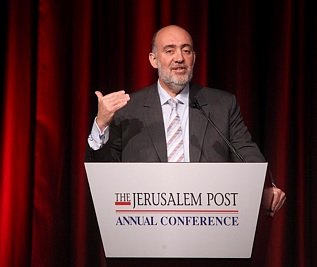 Israel's ambassador to the United Nations and former Foreign Ministry Director-General Ron Prosor