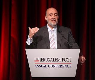 """שגריר ישראל באו""""ם ומנכ""""ל משרד החוץ לשעבר רון פרושאור"""