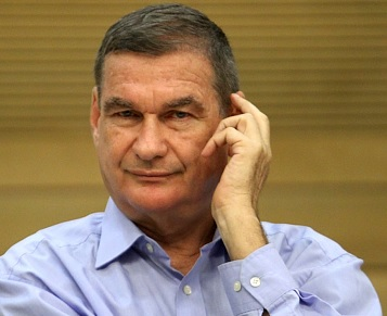 Former Minister of Health and Justice Haim Ramon