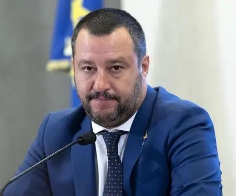 מתאו סלביני, שר הפנים של איטליה