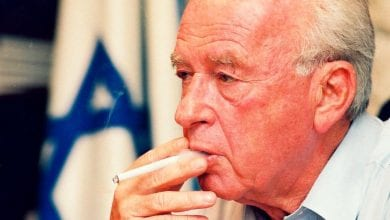 Yitzhak Rabin (Photo: Nati Shohat, Flash 90)