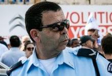 תת ניצב בדימוס יורם אוחיון, לשעבר מפקד מרחב ירקון (צילום: ויקיפדיה)
