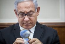 Benjamin Netanyahu (Photo: Jonathan Sindall, Flash 90)