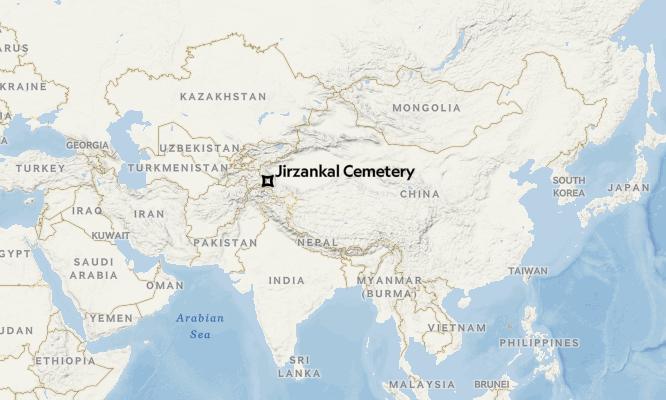 אזור ג'ירזנקל במערב סין