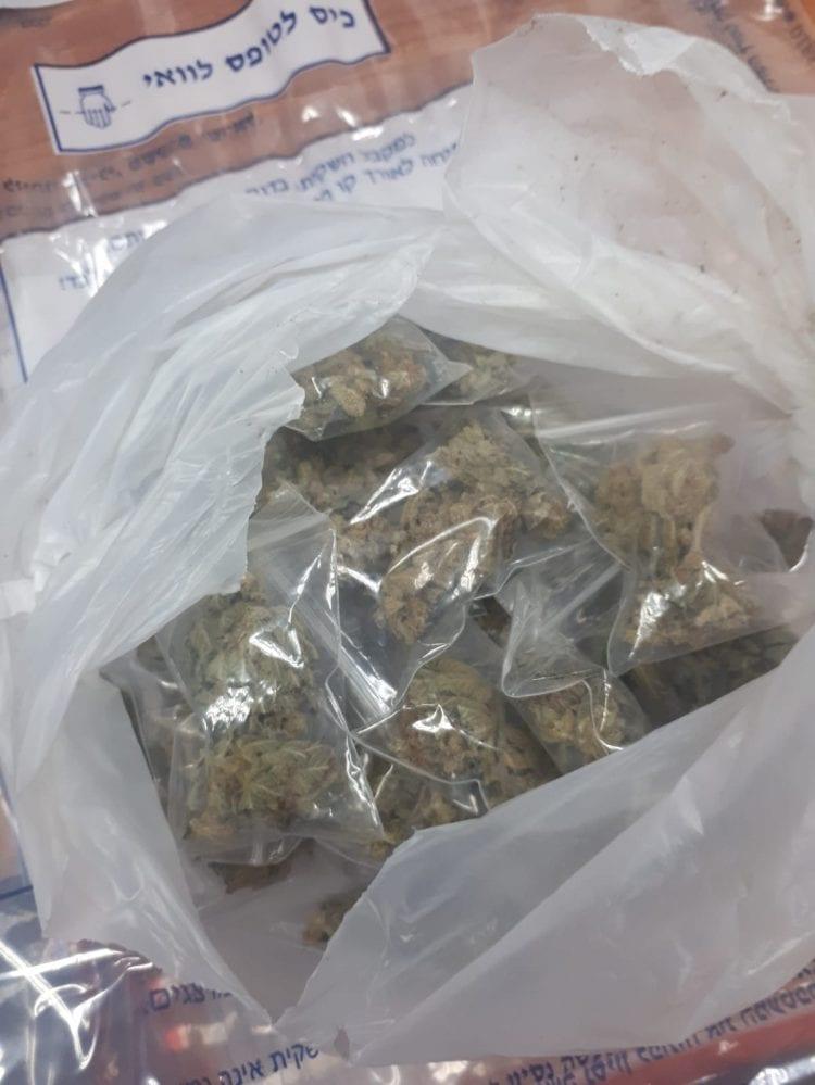Cannabis Wahrnehmung Taschen