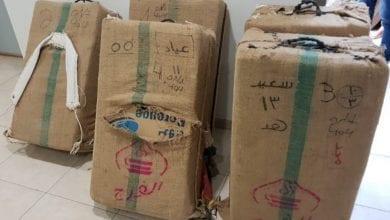 "Photo of תיעוד: כך סוכל נסיון הברחת 335 ק""ג חשיש ממצרים"