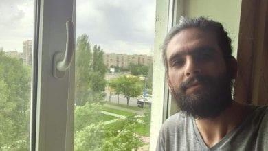 Photo of רגע לפני ההסגרה: מנהל טלגראס נמלט מהמשטרה באוקראינה