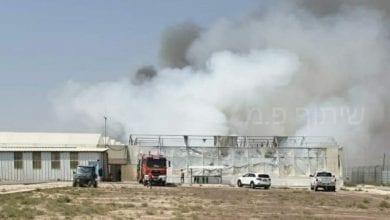 Photo of חוות קנאביס עלתה באש: נבדק חשד להצתה