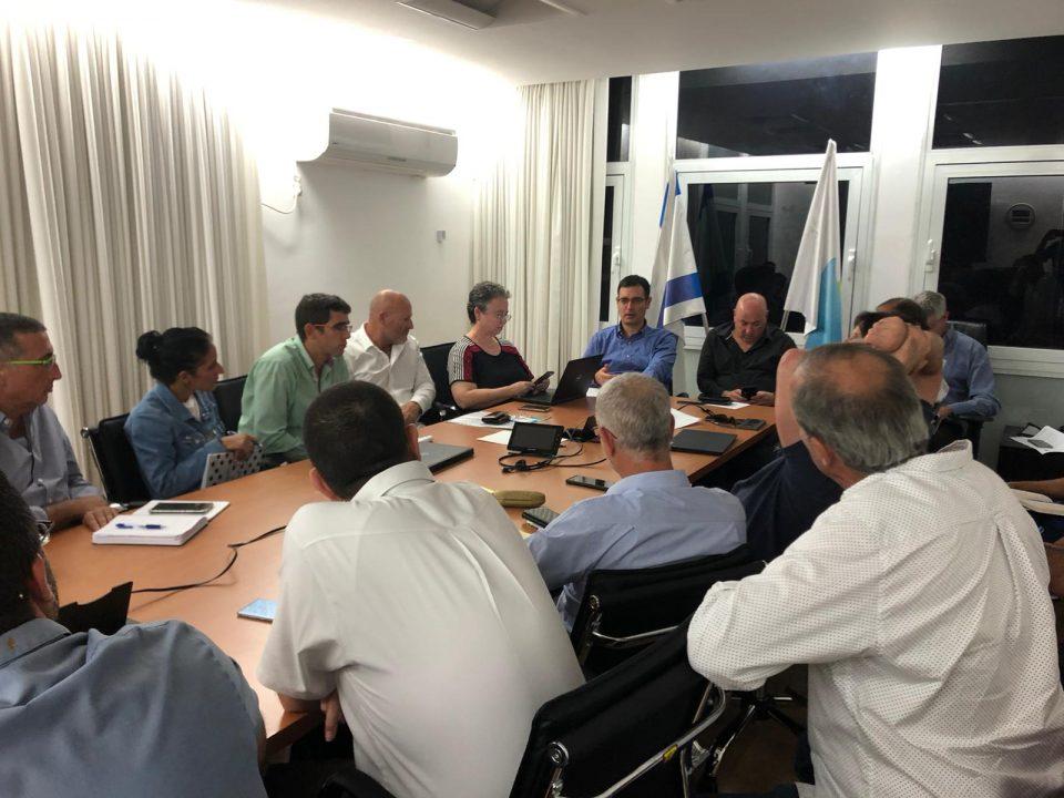 פגישת חברות הקנאביס עם משרד הבריאות