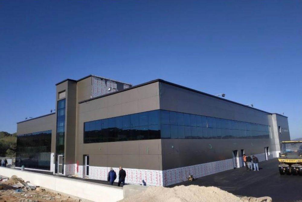 מפעל הקנאביס החדש של תיקון עולם באזור התעשייה ציפורית נצרת עילית
