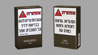 Photo of לא רק טבק: חוק האריזות החומות תקף גם על קנאביס רפואי