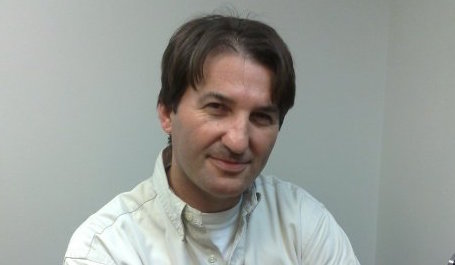 בועז ביסמוט, עורך 'ישראל היום' (באדיבות ויקיפדיה)