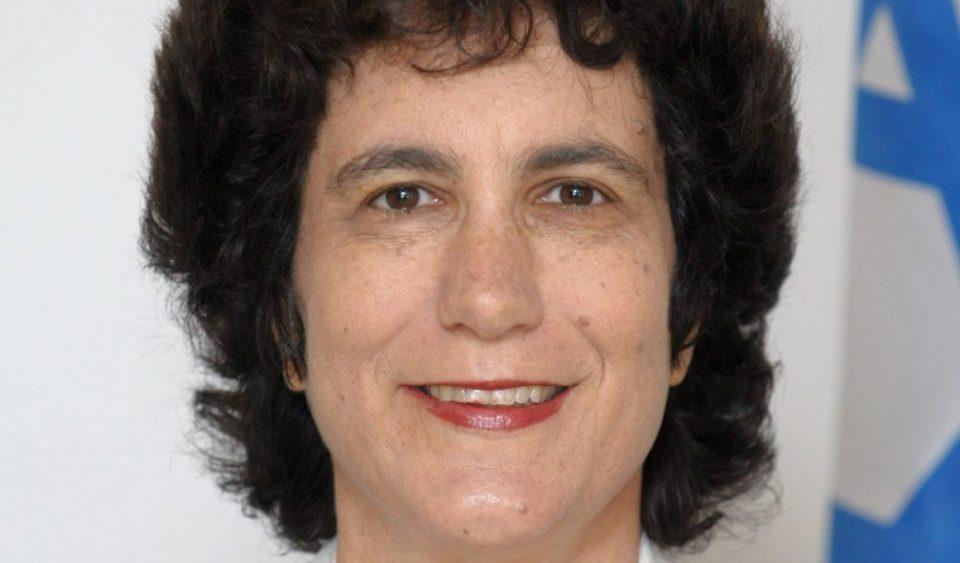 """דפנה ברק-ארז (צילום: מרק ניימן, לפ""""מ)"""