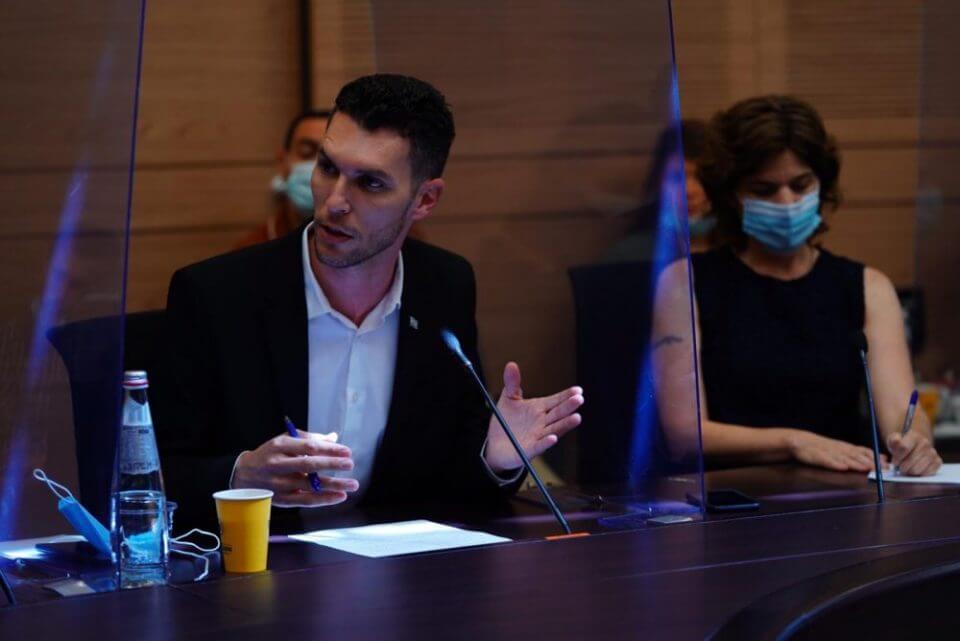 דיון קנאביס רפואי ועדת הבריאות (צילום: דוברות הכנסת - עדינה ולמן)