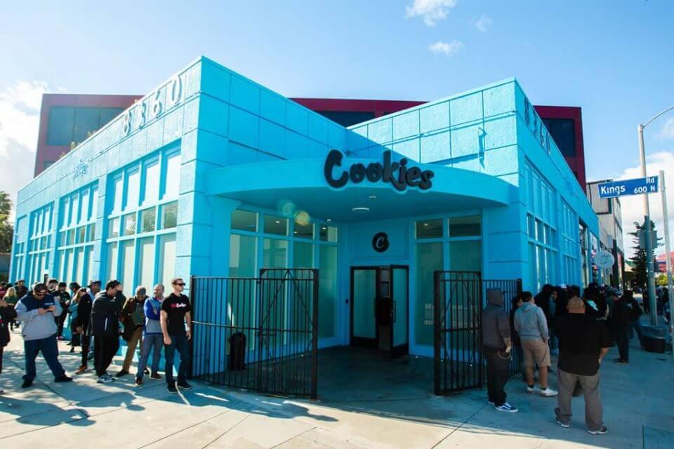 חנות 'קוקיז' (Cookies) - בקרוב בישראל