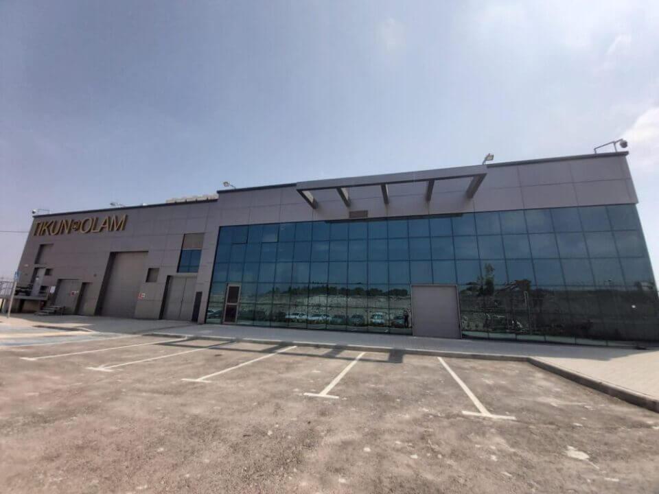 מפעל הקנאביס החדש של 'תיקון עולם קנביט' באזור התעשייה 'ציפורית' שבגליל