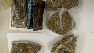 Photo of שרף שקית קנאביס שמצא במחסן, והסתבך עם סוחר סמים