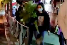 Photo of שוטרת צולמה עם עציץ קנאביס בשכונה חרדית בירושלים