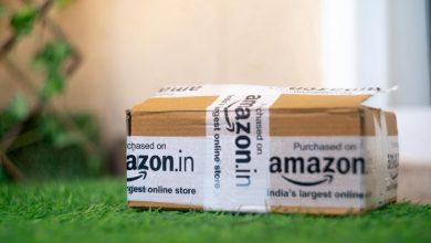 חבילה משלוח אמזון