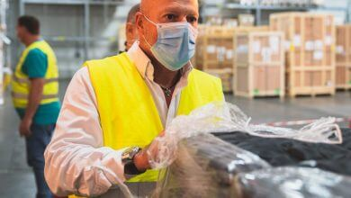 "Photo of לראשונה יצוא מסחרי של קנאביס לחו""ל: 22 ק""ג לאנגליה ואוסטרליה"