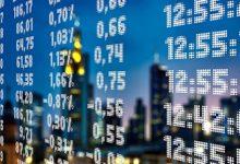 מספרים שוק ההון בורסה מניות